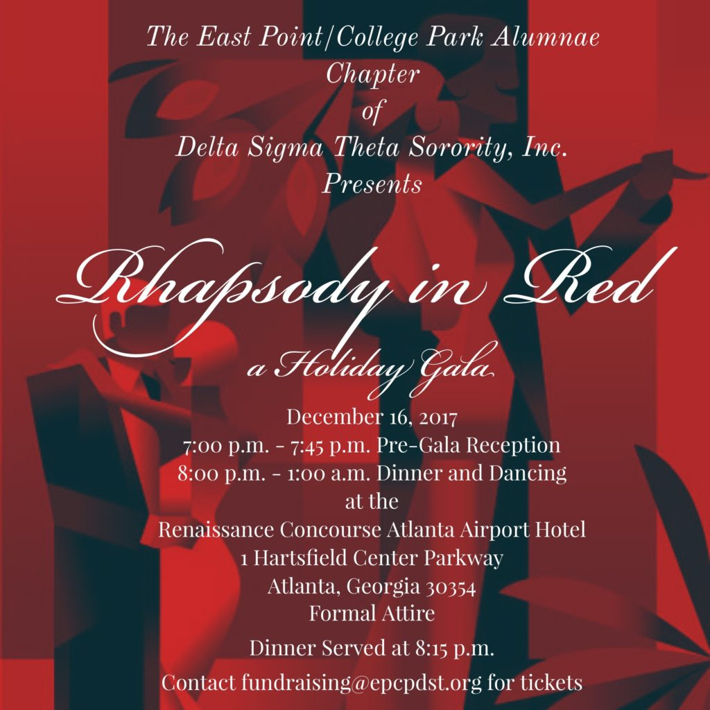 Rhapsody In Red A Holiday Gala